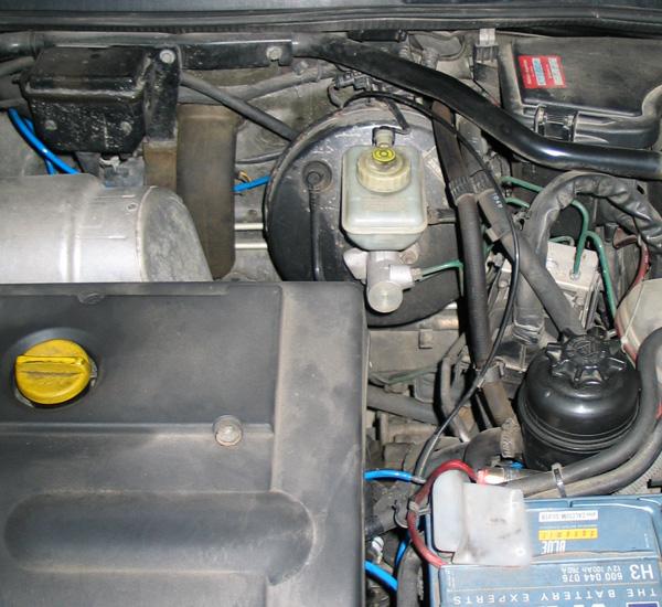 2004 Saab 9 3 Hoses Gallery